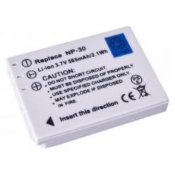 Náhradní baterie AVACOMFujifilm NP-30 Li-Ion 3.7V 565mAh 2.1Wh