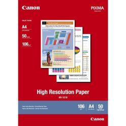 Canon HR-101, fotopapír, A4, matný, 106g, 50 listů