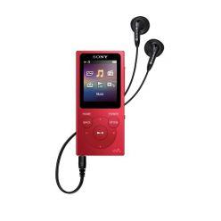 SONY NW-E394L - Digitální hudební přehrávač Walkman® 8GB - Red