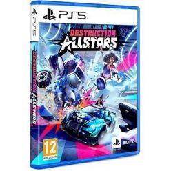 PS5 hra Destruction AllStars