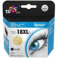 TB náhrada za Epson T1811, černá, 14ml