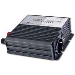 MaxPower měnič napětí z 12V na 230V, 300W - čistý sinus