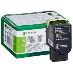 Lexmark originální toner C2320K0, black, 1000str., return