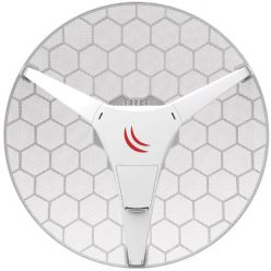 MikroTik RBLHGG-60adkit, Wireless Wire Dish, 60GHz, L3, kompletní spoj