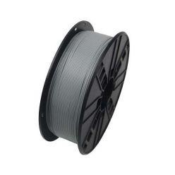 GEMBIRD 3D PETG plastové vlákno pro tiskárny, průměr 1,75mm, 1kg, šedá