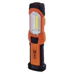 Emos LED svítilna univerzální 3W COB LED + 1 LED, 3x AA, magnet