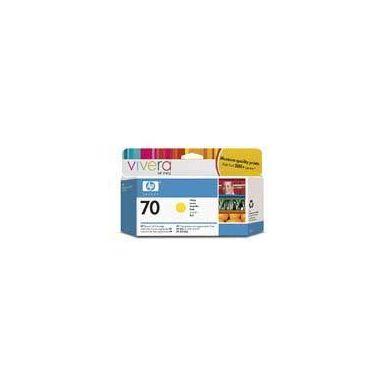 HP náplň č.70 žlutá DSJ Zx100 (130ml)