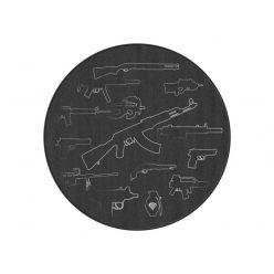 Ochranná rohož pod kreslo Genesis Tellur 300 Arsenal Of Gamer, 100 cm