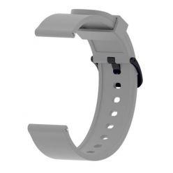 Xiaomi univerzální silikon Strap 20 mm (šedá)