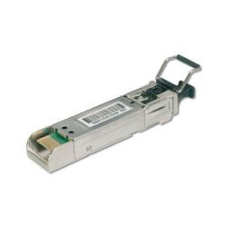 Digitus CISCO-kompatible 1.25 Gbps SFP Module, up to 550m Multimode, LC Duplex Connector, 1000Base-SX, 850nm
