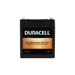Duracell DR4-12 Duracell 12V 4Ah VRLA Security Battery