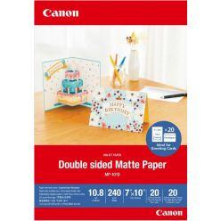 Canon MP-101D, oboustranný matný papír 178x254mm, 240g, 20 listů