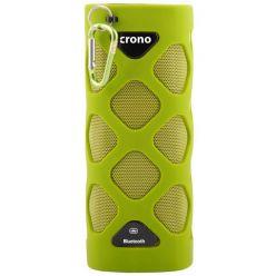 Crono CS-2005Z, bluetooth reproduktor, 2x 5W, NFC, IPX4, 3.5mm jack, zelený