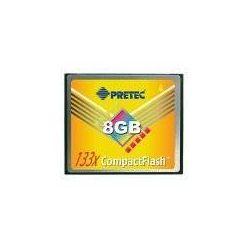 PRETEC CompactFlash Cheetah 133X card 8GB