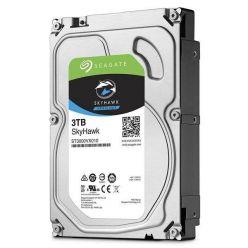"""Seagate SkyHawk 3TB, 3.5"""" HDD, 5400rpm, 256MB, SATA III"""