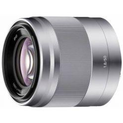 Sony objektiv SEL-50F18, 50mm, F1.8 pro NEX 3/5