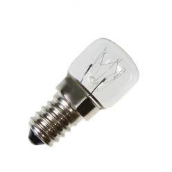 Žárovka do pečící trouby, E14, 15W, 300°