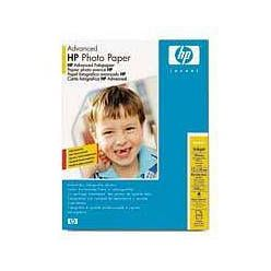HP Q8691A Advanced Glossy Photo Paper 250g, 10x15cm, 25ks extra lesklý