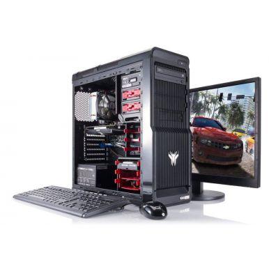 Montáž PC a instalace