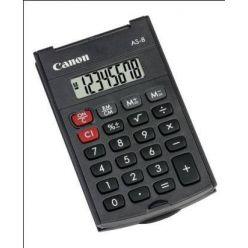 Canon AS-8, kapesní kalkulačka