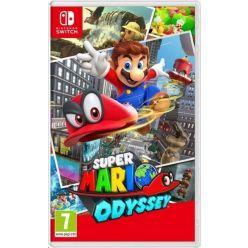 NS hra Super Mario Odyssey