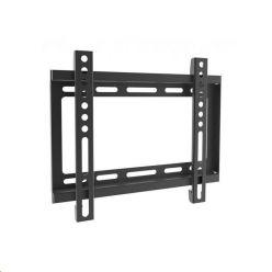 """SBOX PLB-2222F pevný nástěnný držák pro LCD 23-43"""" (58-109cm), do 35kg, VESA od 75x75 do 200x200"""