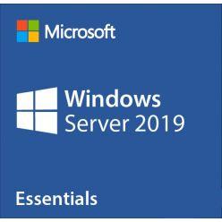 Microsoft Windows Server 2019 Essentials, 64b, CZ, OEM, DVD, 1-2CPU