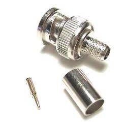 BNC RG59M konektor na kabel, 75 Ohm