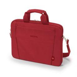 """Dicota Eco Slim Case BASE - Brašna na notebook - 13"""" - 14.1"""" - červená"""