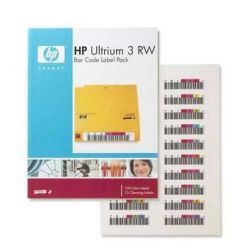 HP Ultrium 3 RW Bar Code Label Pack.