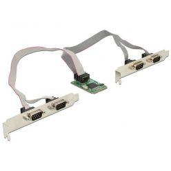 Delock modul MiniPCIe I/O full size -> 4x RS-232