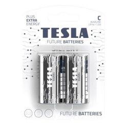 Tesla C SILVER+ alkalická, 2 ks, ND