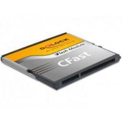 Delock 8GB CFast karta, průmyslová, SATAIII