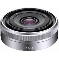 Sony objektiv SEL-16F28, 16mm pro NEX 3/5