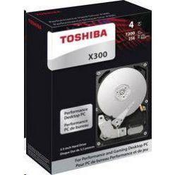 """Toshiba X300 - 12TB, 3.5"""" HDD, 7200rpm, 256MB, SATA III, retail"""