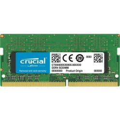 Crucial 4GB DDR4 2666MHz CL19 SRx8 SO-DIMM 1.2V