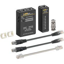 Tester sítě III TP easy (RJ45,RJ12,BNC)