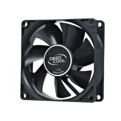 DEEPCOOL XFAN 80, ventilátor 80x25mm, 1800rpm, 20dBA