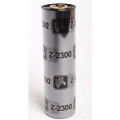 Zebra páska 2300 Wax. šířka 110mm. délka 74m (12ks)