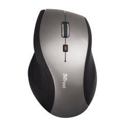 Trust Sura, bezdrátová optická myš, 1600dpi, černo-šedá