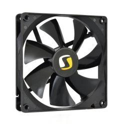 SilentiumPC Zephyr, ventilátor 140x25mm, 600rpm, 9dBA, 3-pin
