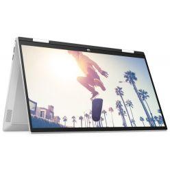 HP Pavilion x360 15-er0003nc stříbrný