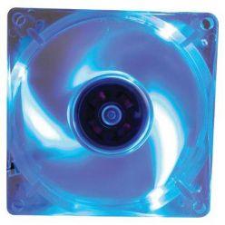 PRIMECOOLER PC-L802512ST/BLUE, 80mm ventilátor, TC, modré LED
