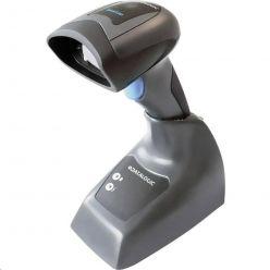 Čtečka Datalogic QM2430 QuickScan Mobile , Kit, RS232, 2D Imager, Stojánek, Černý