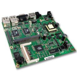 MIKROTIK RB532A - 3x LAN, 2x miniPCI vč. RouterOS L4, 64MB RAM