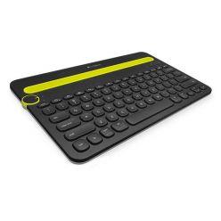 Logitech Multi-Device Keyboard K480, bluetooth klávesnice, EN, černá