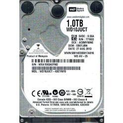 """WD AV 1TB, 2.5"""" HDD, 5400rpm, 16MB, SATA II"""