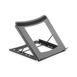DIGITUS Skládací ocelový stojan na notebook/tablet s 5 nastavovacími pozicemi