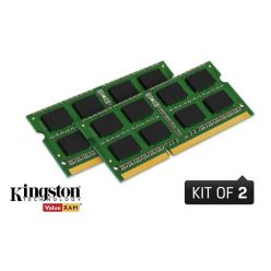 Kingston 2x4GB DDR3L 1600MHz CL11, SO-DIMM, 1.35V