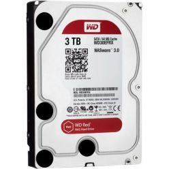 """WD Red 3TB, 3.5"""" HDD, 5400rpm, 256MB, SATA III"""